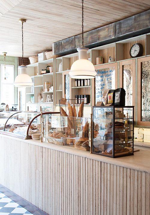 DIY Bakery Display Case