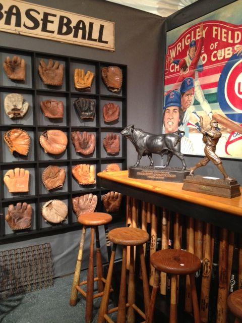 DIY Baseball Display Case