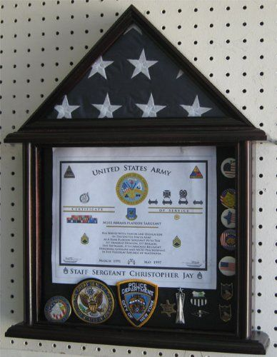 DIYFlag Display Case