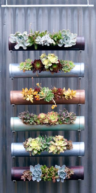 Wall Hanging Flower Pots