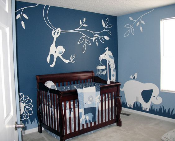 Baby Room Layout