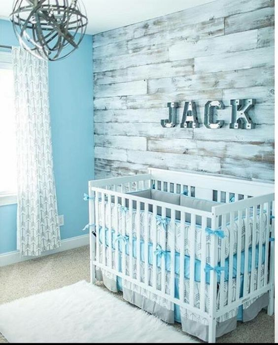 Baby Room Stencil Ideas