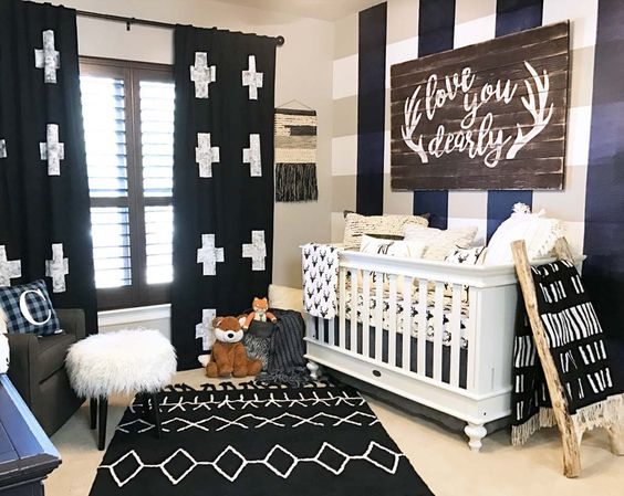 Little Baby Boy Bedroom Ideas