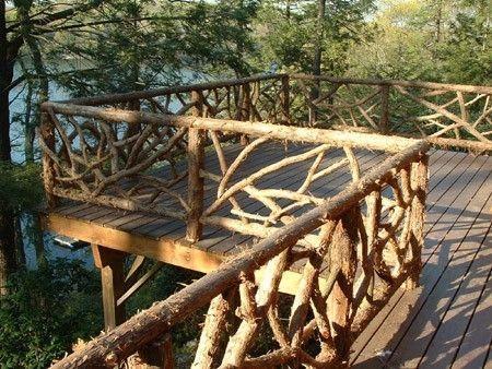 Front Porch Railing Ideas