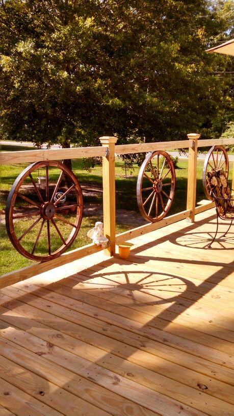 DIY Deck Railing Ideas