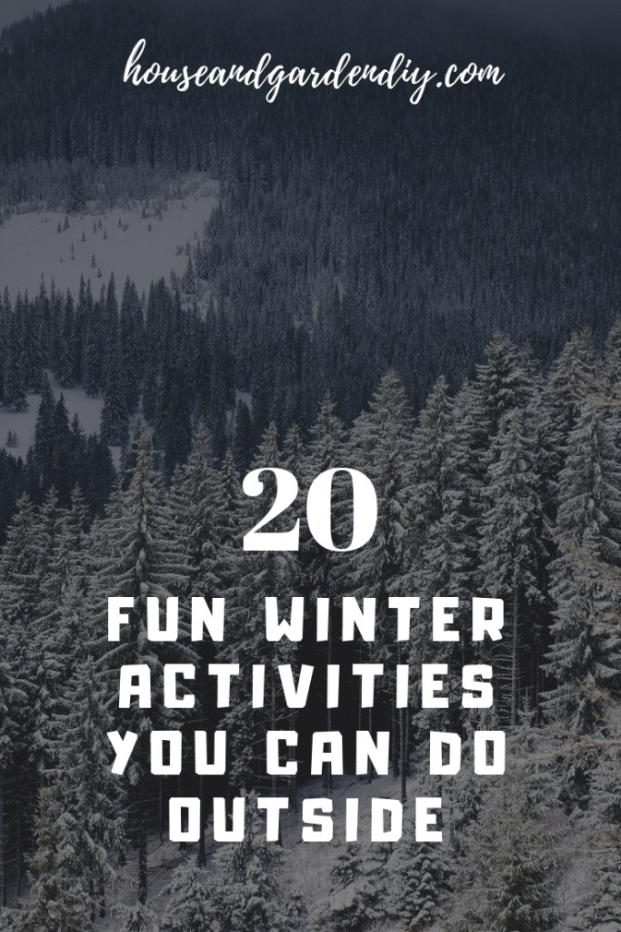 things to do in winter