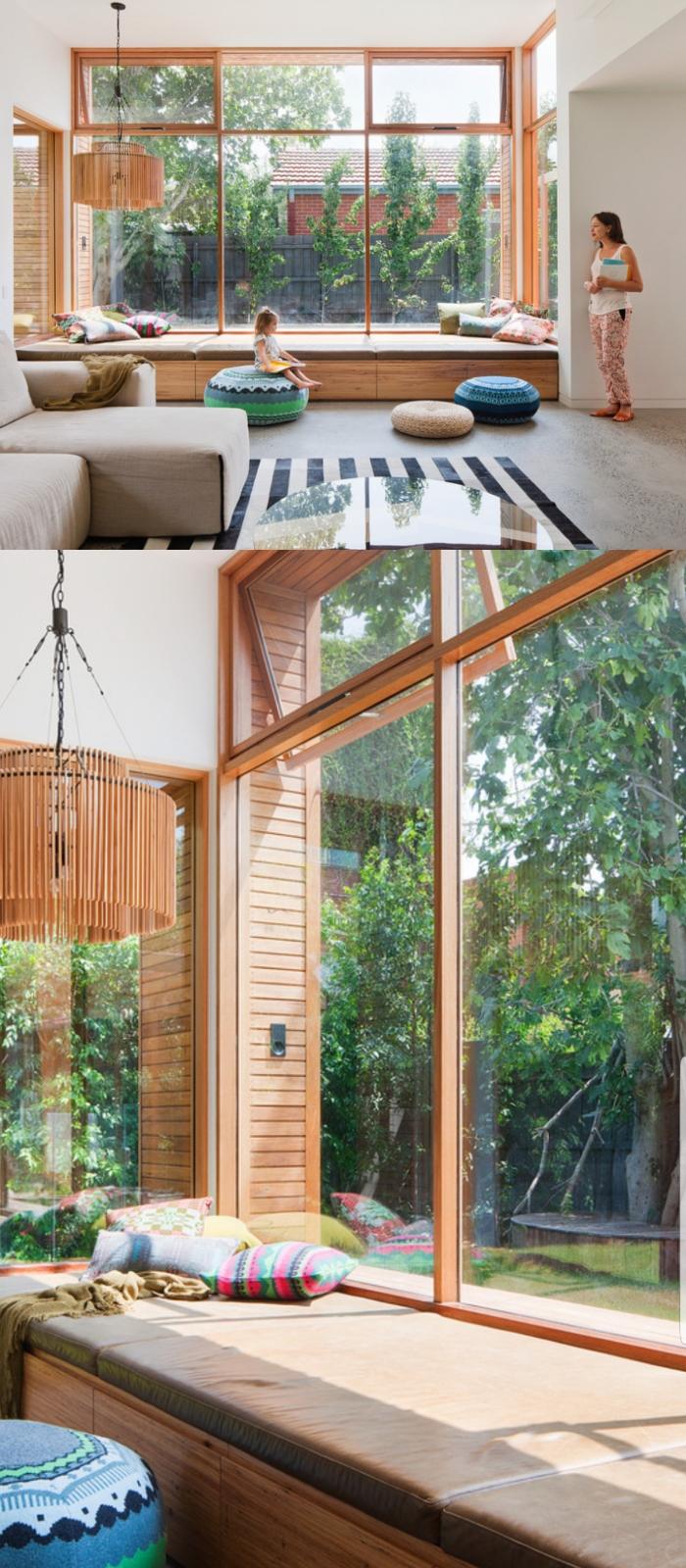 30+ Bay Window Ideas for your Bedroom, Kitchen & Livingroom! - House ...