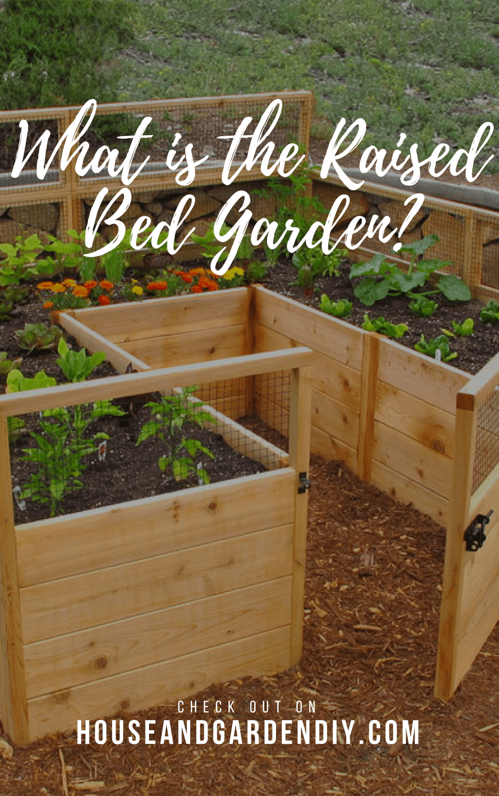 What is the Raised Bed Garden?