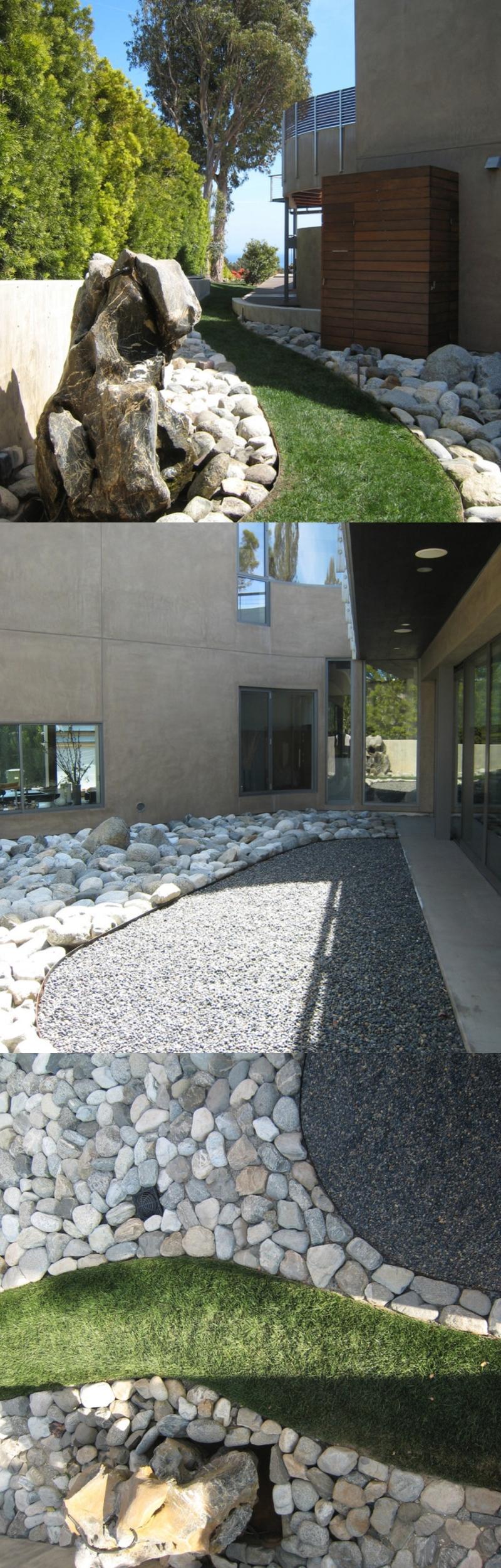 rock garden ideas for small spaces
