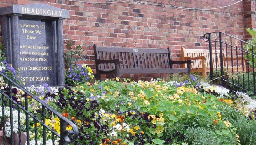 memorial garden ideas for dad