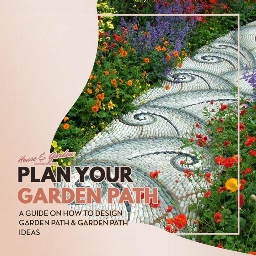 garden path ideas uk