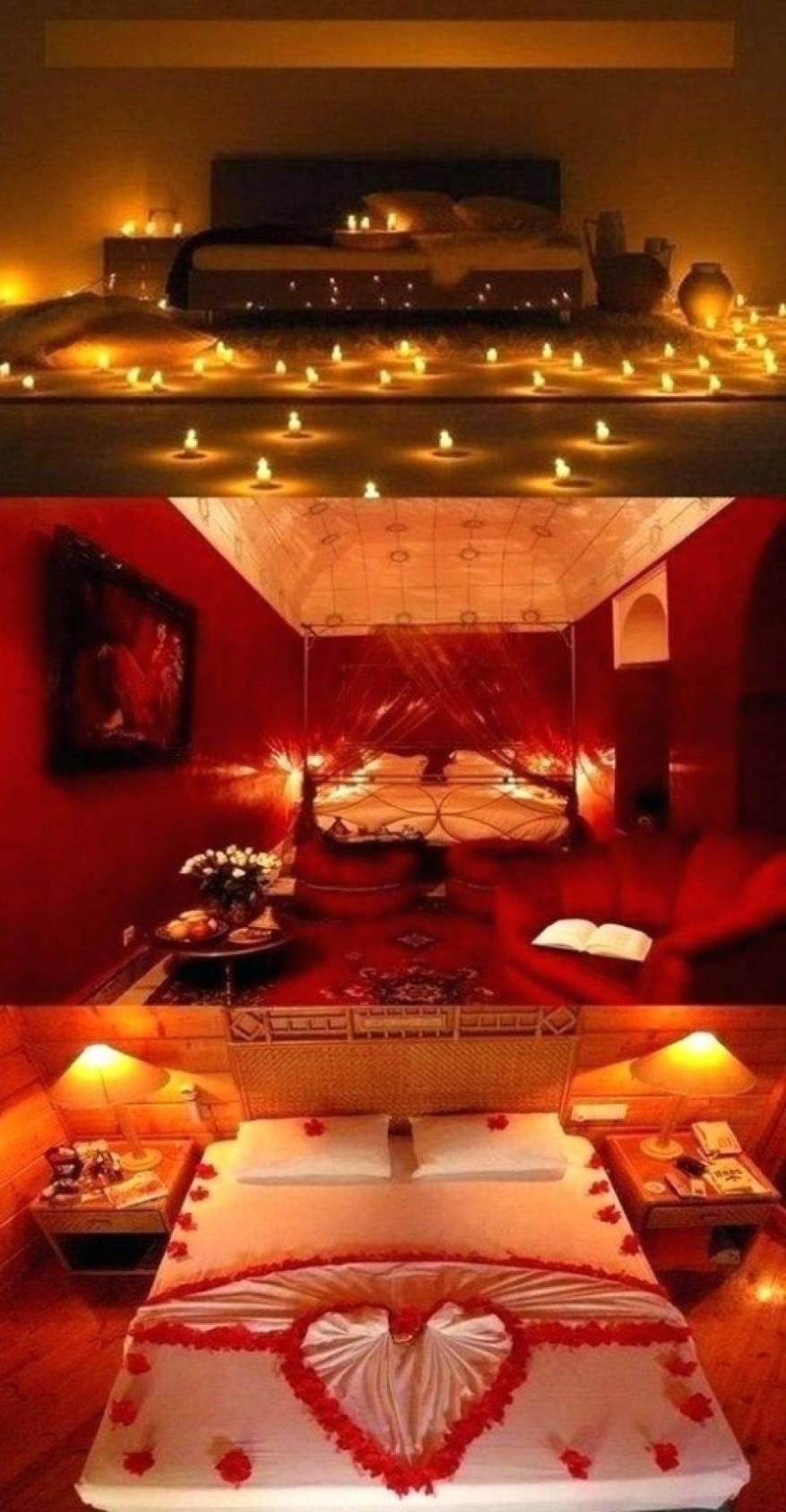 Romantic Room Decoration: Romantic Bedroom Ideas For Wonderful Valentine Moments
