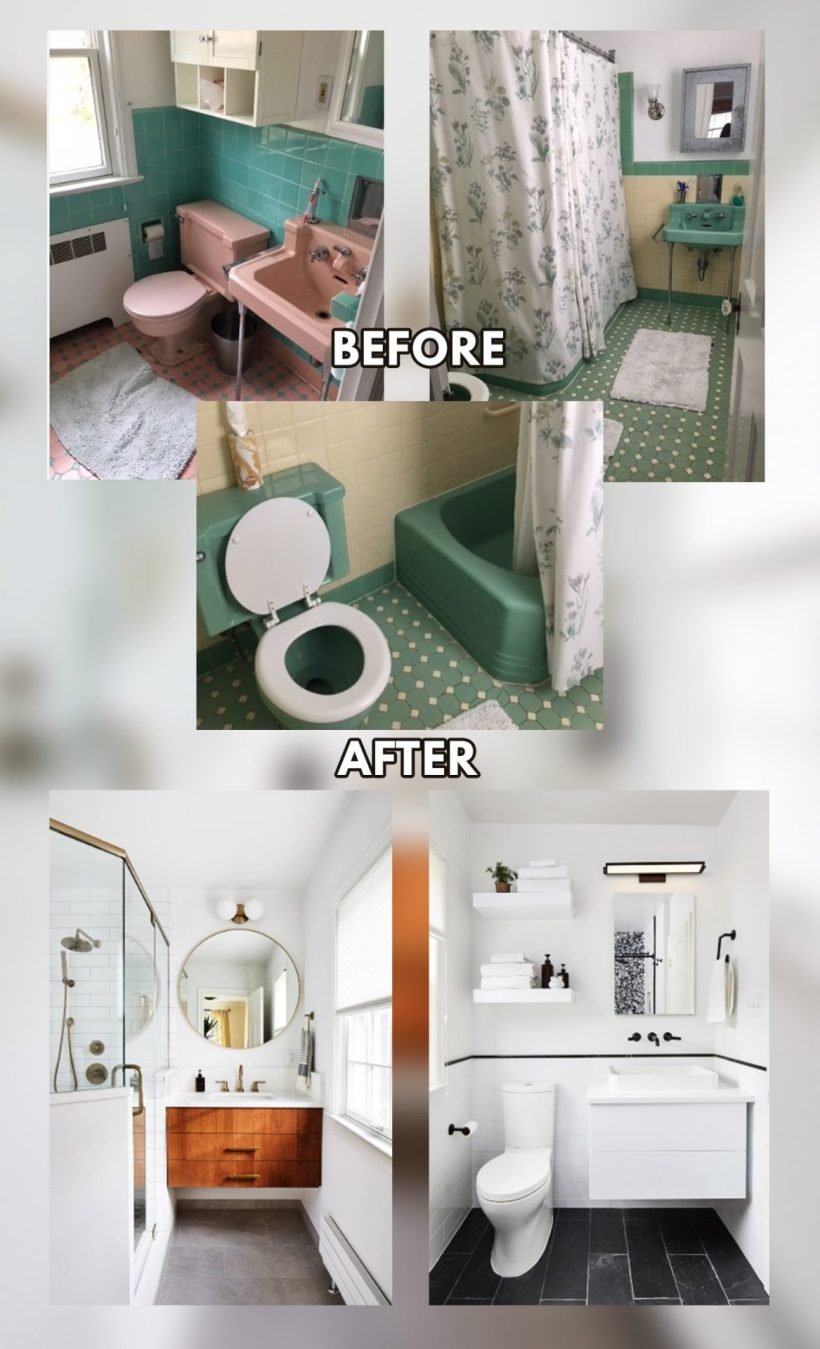 ideas for small bathroom remodel