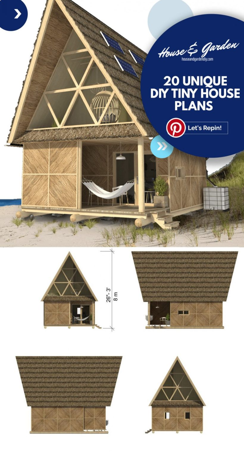 2 bedroom tiny house for sale