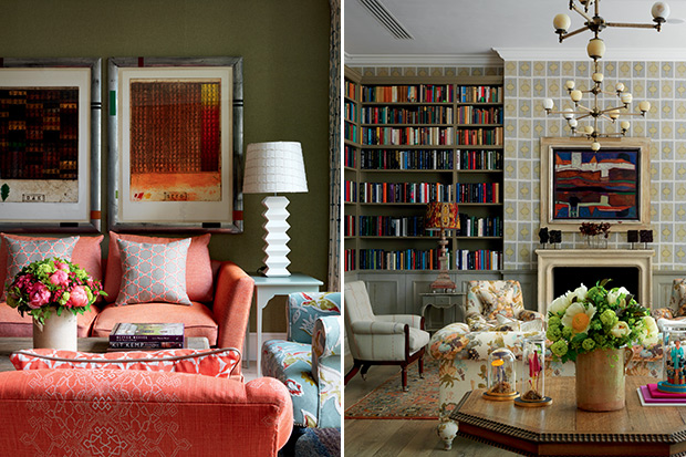 6 Colorful Spaces To Covet By Brit Designer Kit Kemp