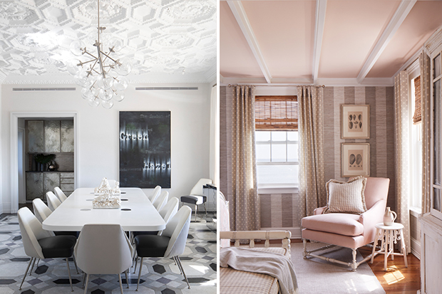 Look Up 30 Statement Ceilings To Inspire Your Next Makeover House Home