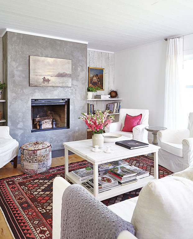 these 70 rooms prove a pop of color is