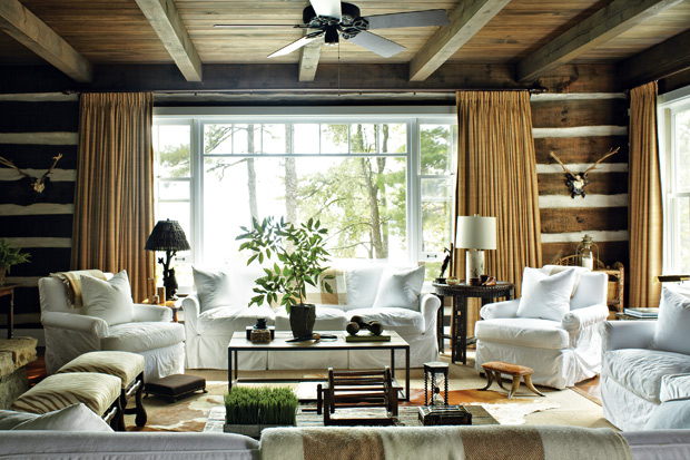 Find Your Cottage Style 24 Rustic Canadiana Decorating Ideas House Home