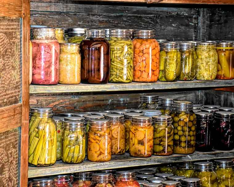 Time-Tested Methods for Food Preservation