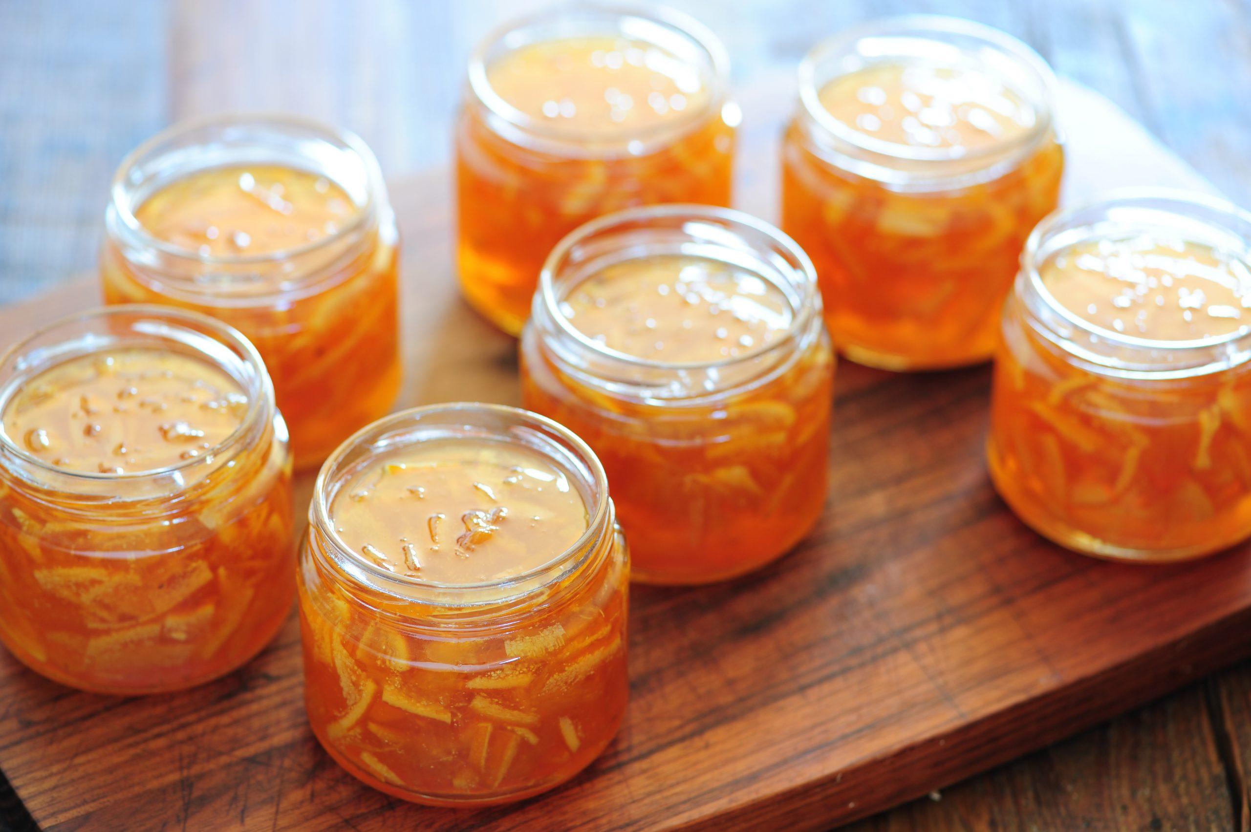 How to Make Orange Marmalade and Preserve It