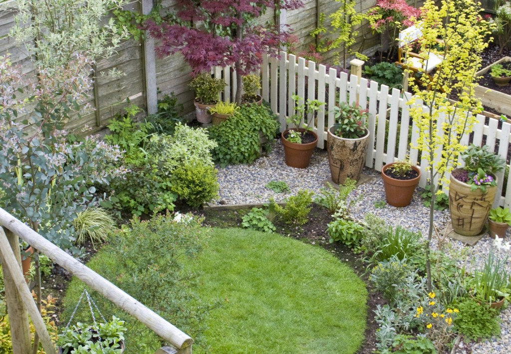 Basic Garden Design Ideas