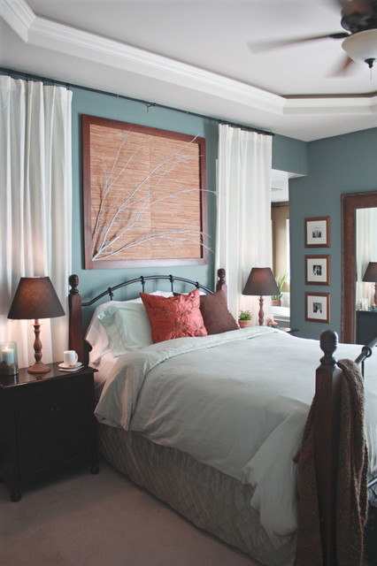 Ultimate Bedroom Curtain Ideas For Wall Cover Of Modern