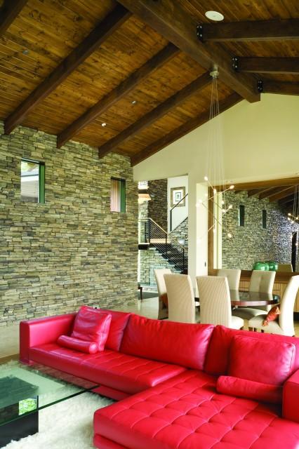 Attic Room Interior Design
