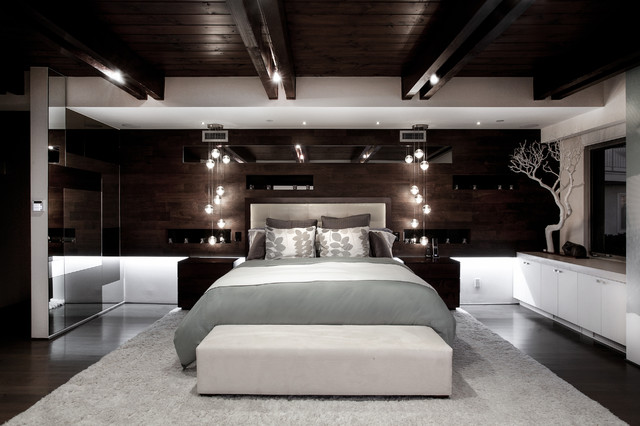 Stylish Bedroom Lighting Ideas With Interior LED Lamp Effect HouseBeauty