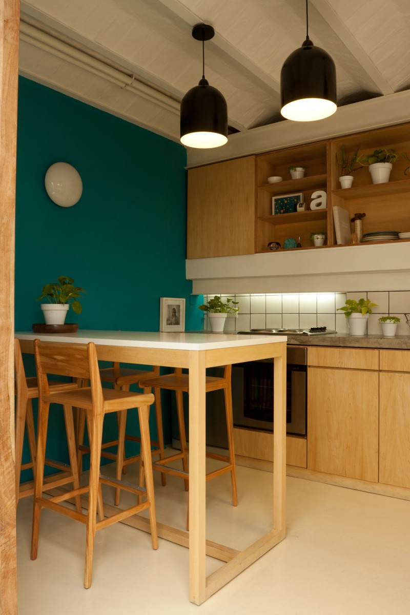 Simple Kitchen House Small