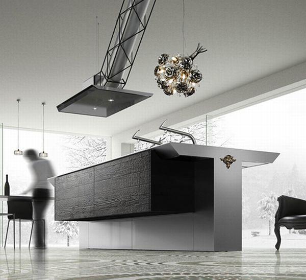Small Contemporary Kitchens Design Ideas