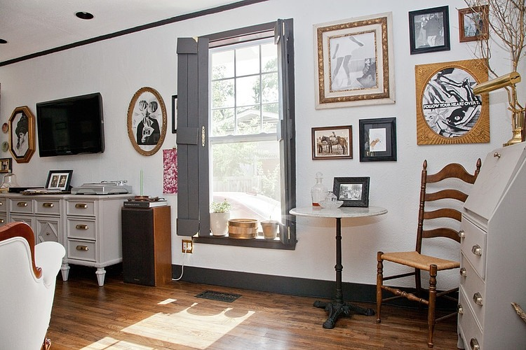 Unique Eclectic House Interior In Wonderful Vintage Decorations HouseBeauty