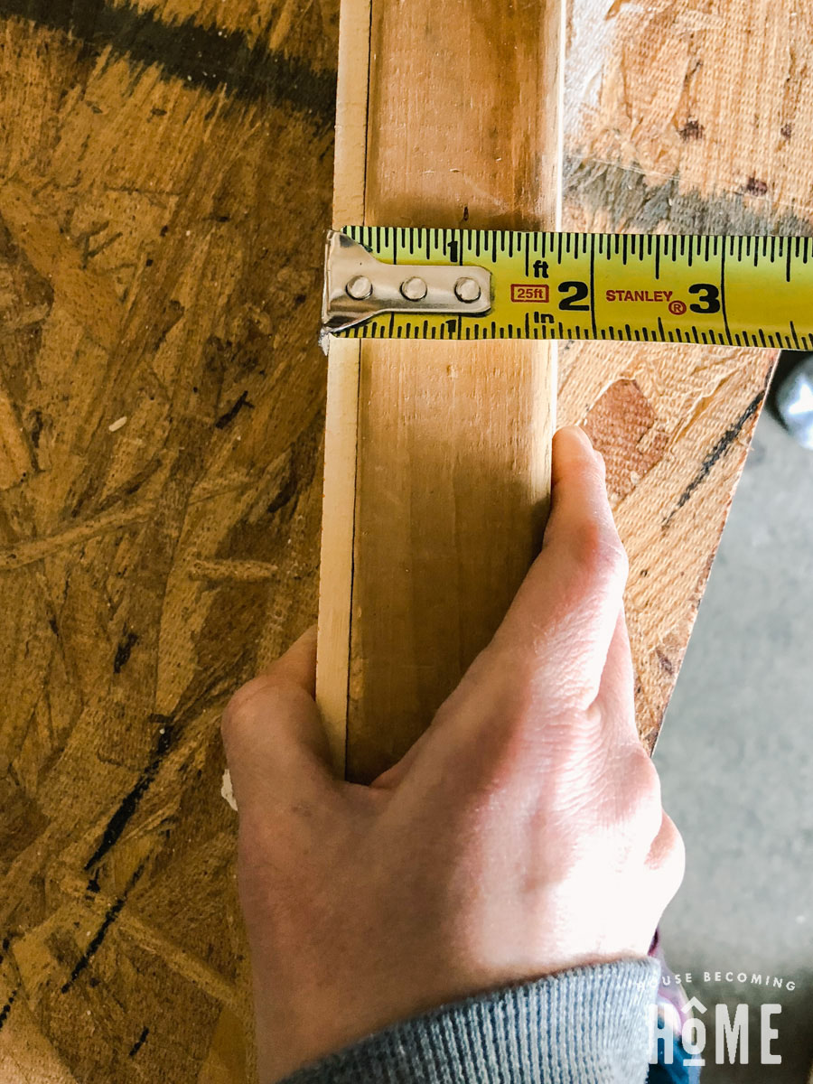 Making a Door Jamb, Adding Hinges + Installation | DIY Door
