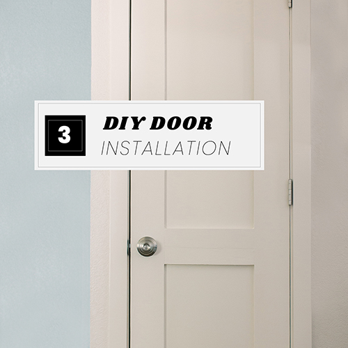 Making A Door Jamb Adding Hinges Installation Diy