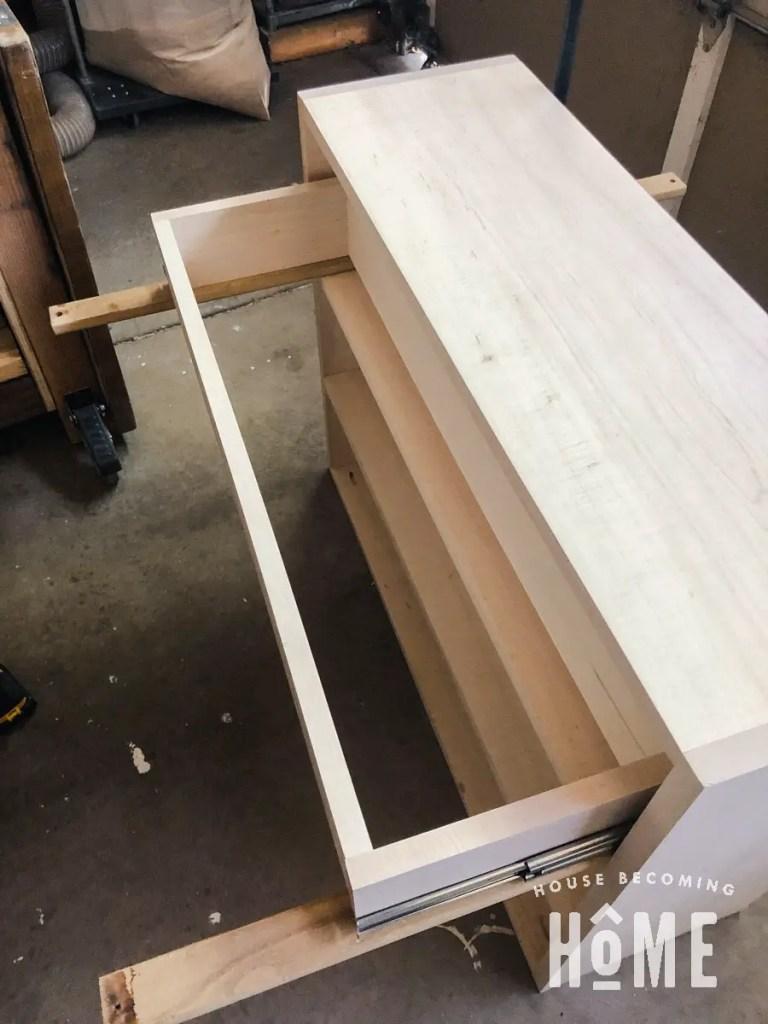 Make Installing Drawers Easy Using Scrap Wood