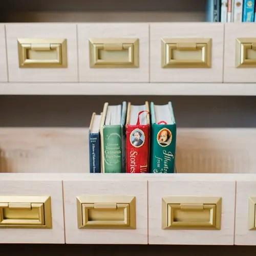 Make a Catalog Bookcase