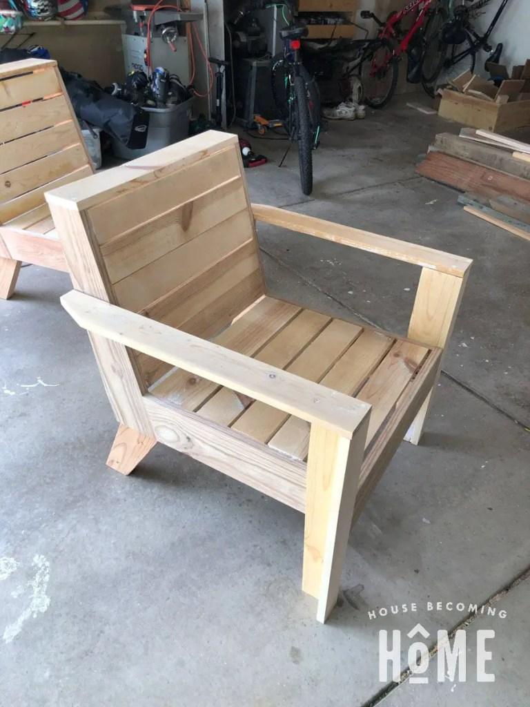 Sand Adirondack Chair