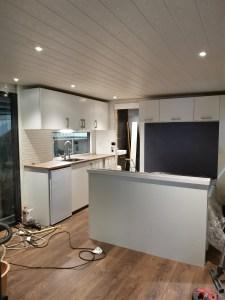 HouseBoat keittiö