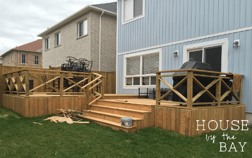Deck Backyard Oasis