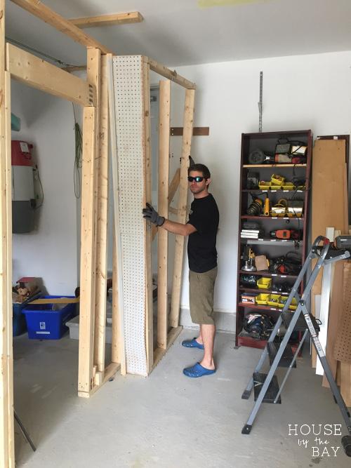 Garage_Takingdownwall