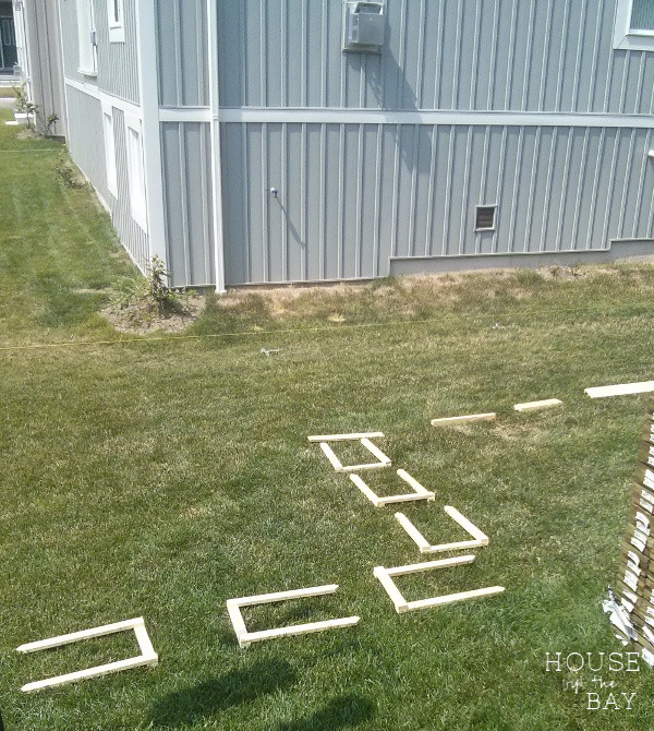 Deck Building Planning