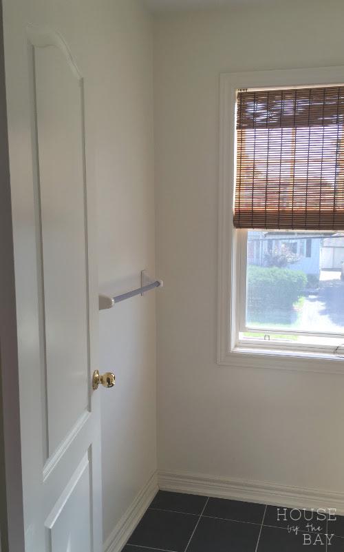 Main Bathroom Makeover Doorway