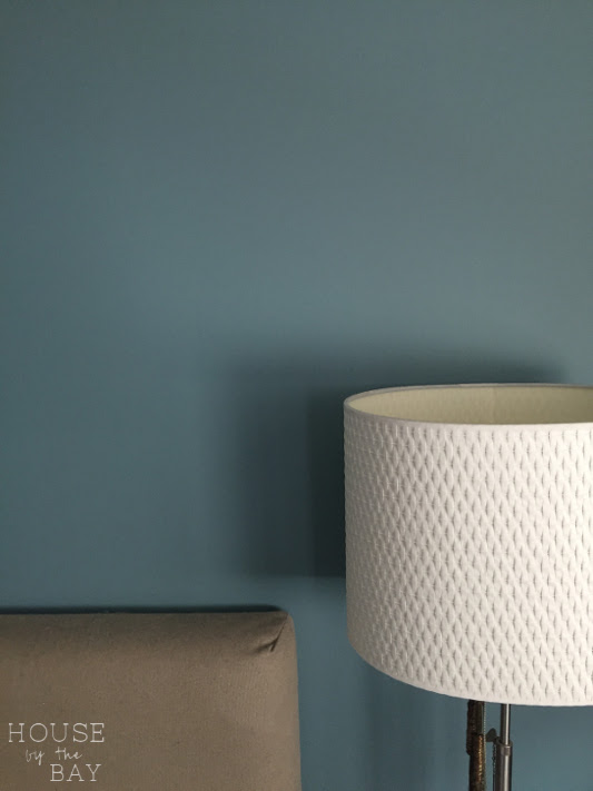 Favourite Paint Colours Oval Room Blue