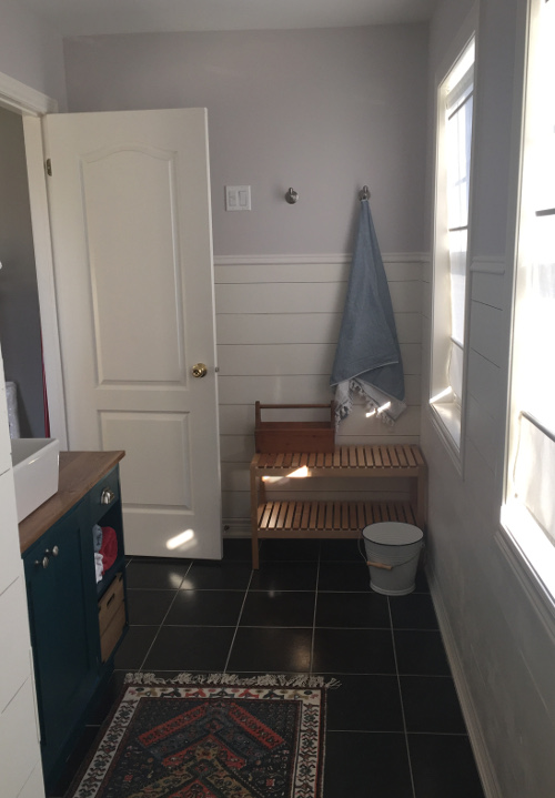bathroom-makeover-reveal-door-wall