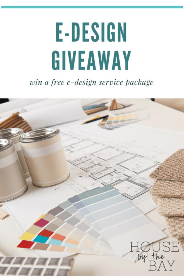 win a free e-design service