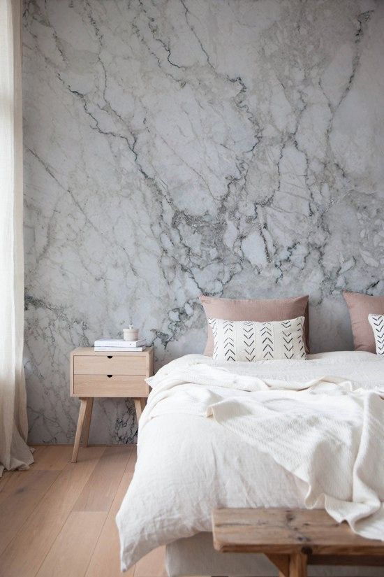 Marble Wallpaper | 2018 Home Design And Decor Trends | House By The Bay  Design