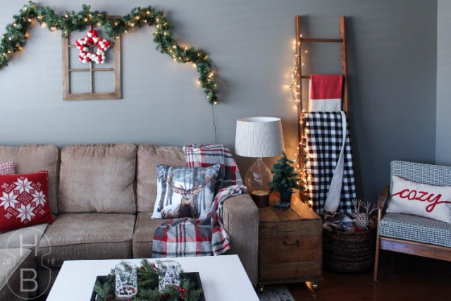 Christmas 2017 Home Tour | House by the Bay Design
