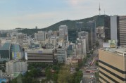 Great views in Seoul.