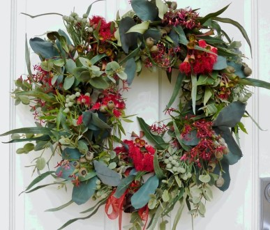 Native wreath.
