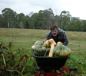 Veggie gardener, extraordinaire!