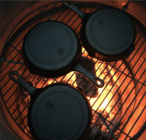 cast iron skillet, cast iron, pure cast iron